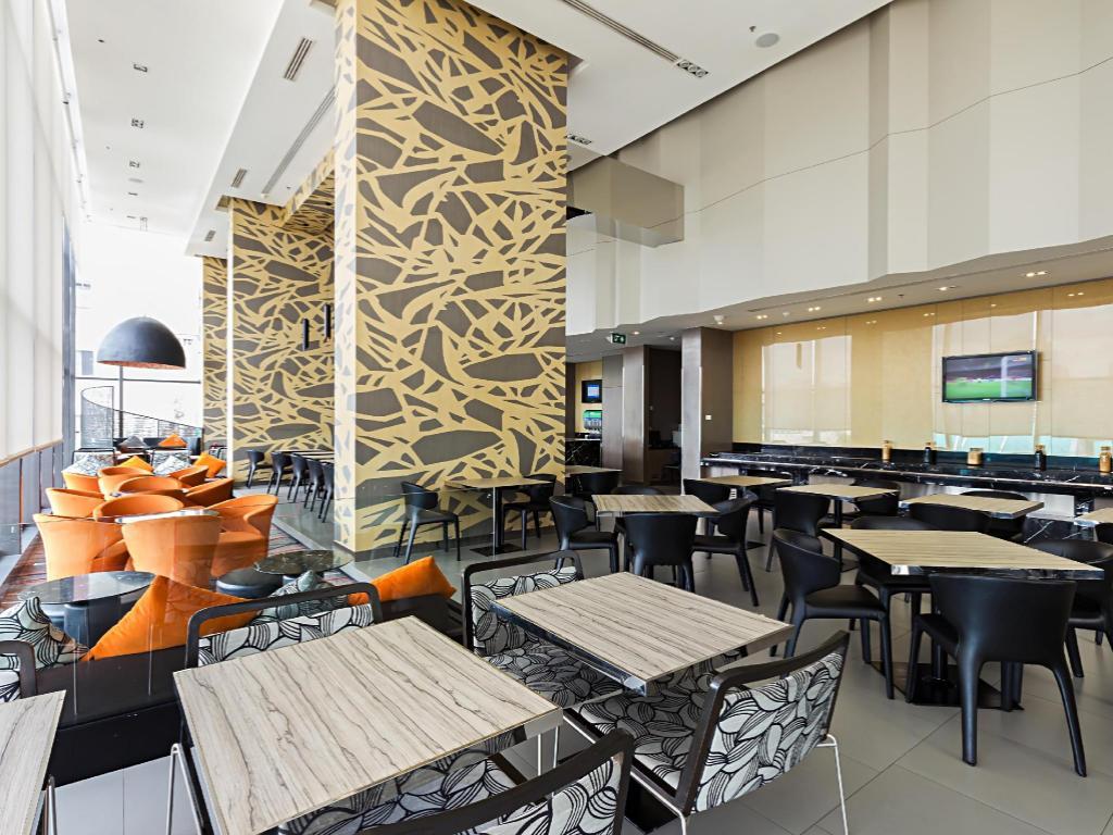 ホリデー イン エクスプレス バンコク サイアム ホテル10