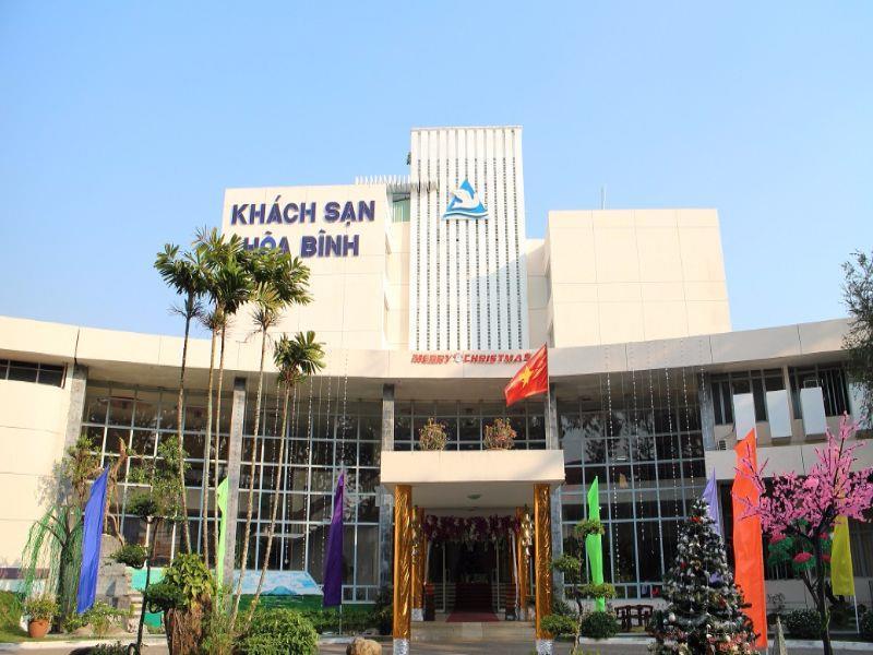Hoa Binh Hotel, Tây Ninh