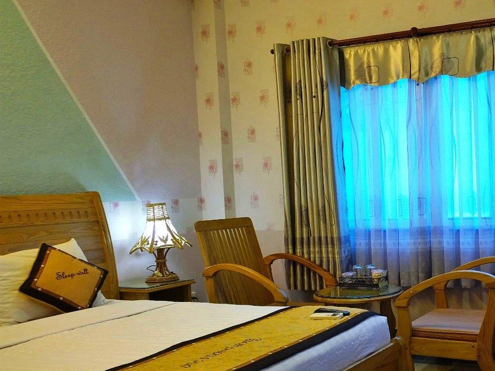 Duc Vuong 2 Hotel, Quận 10