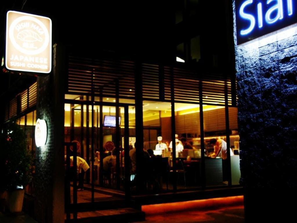 サイアム スワナ ホテル14
