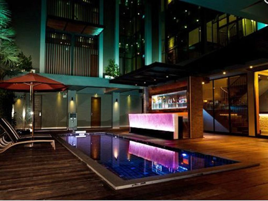 サイアム スワナ ホテル1