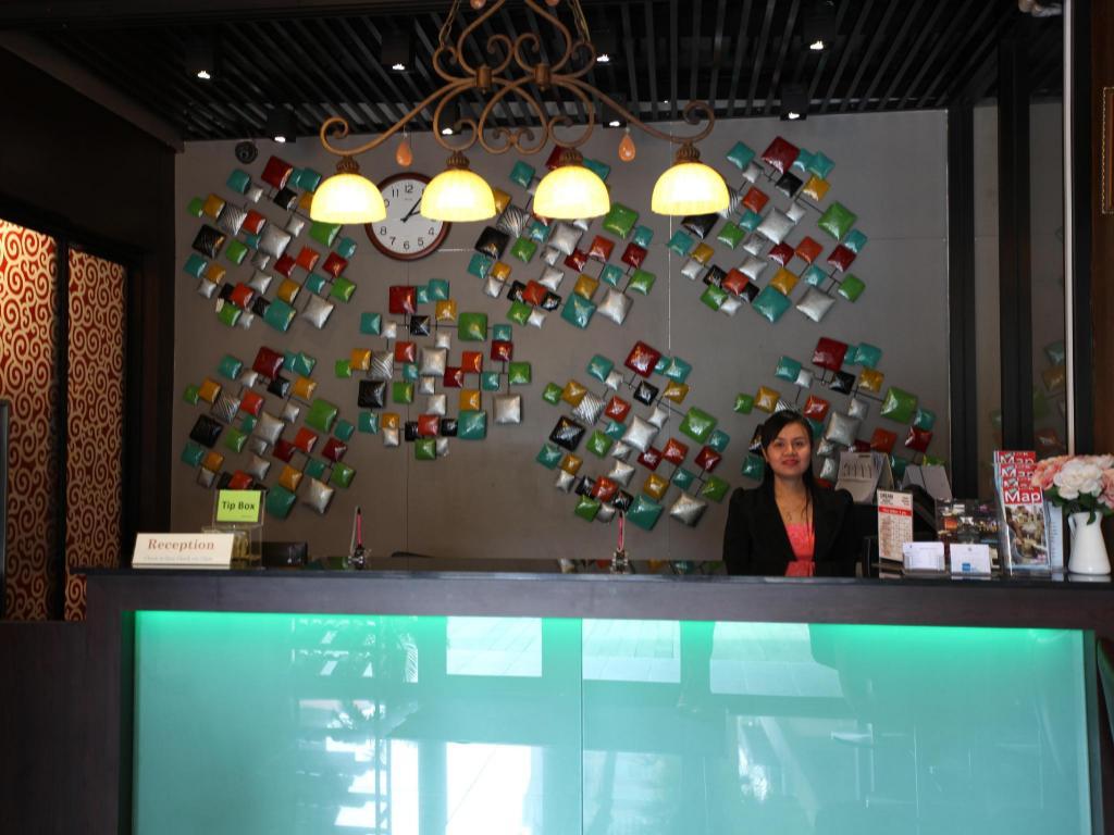 サイアム スワナ ホテル12