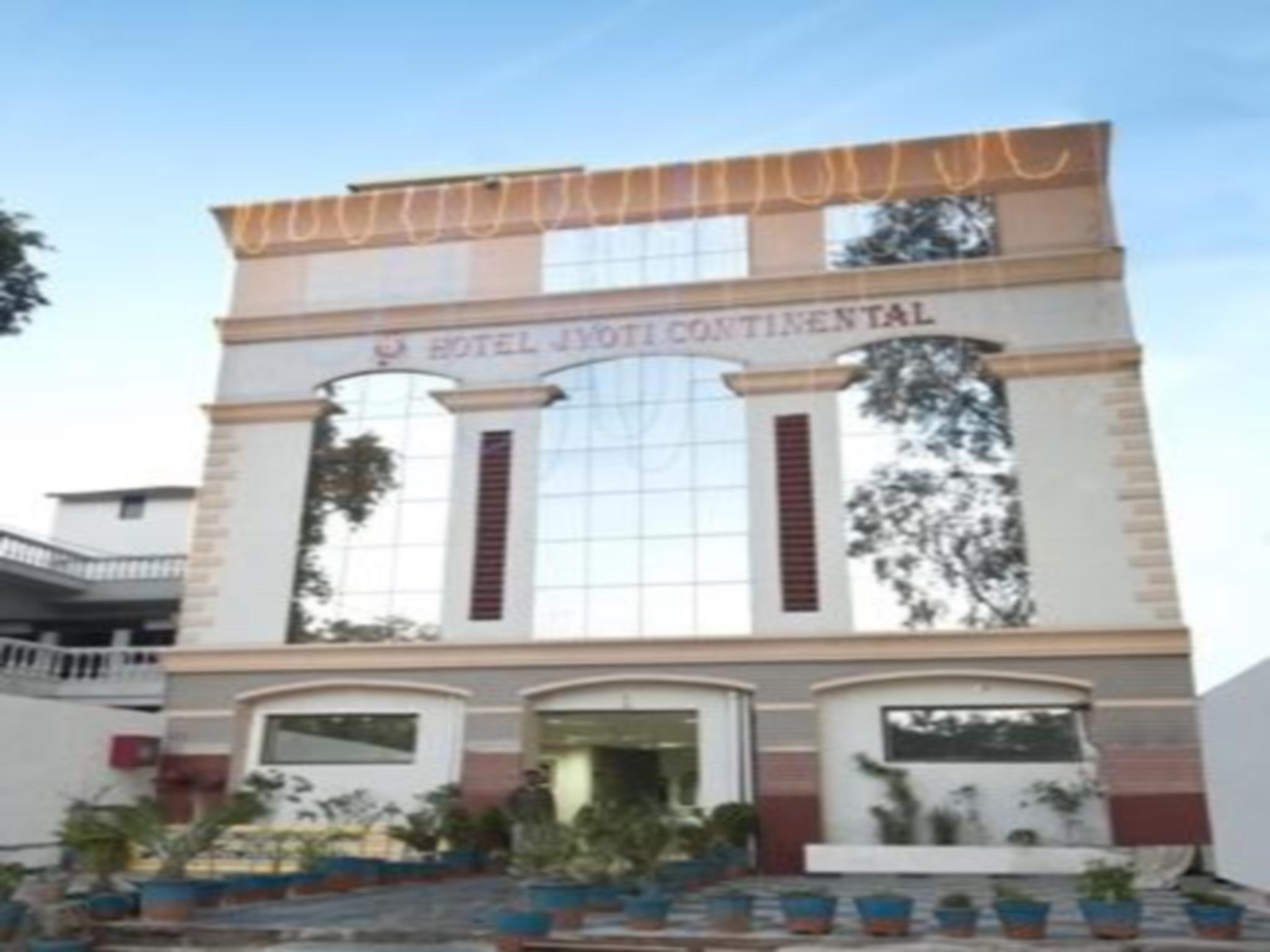 Hotel Jyoti Continental, Agra