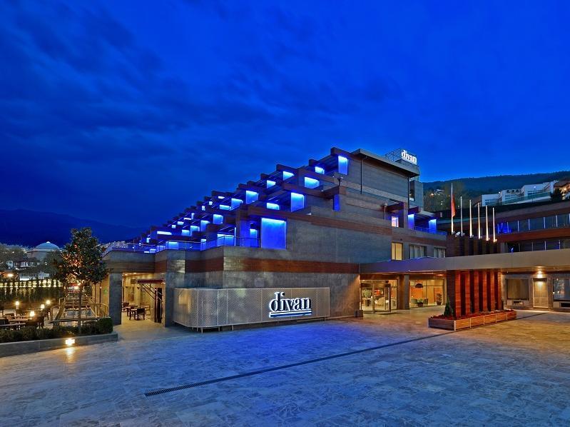 Divan Hotel Bursa, Osmangazi