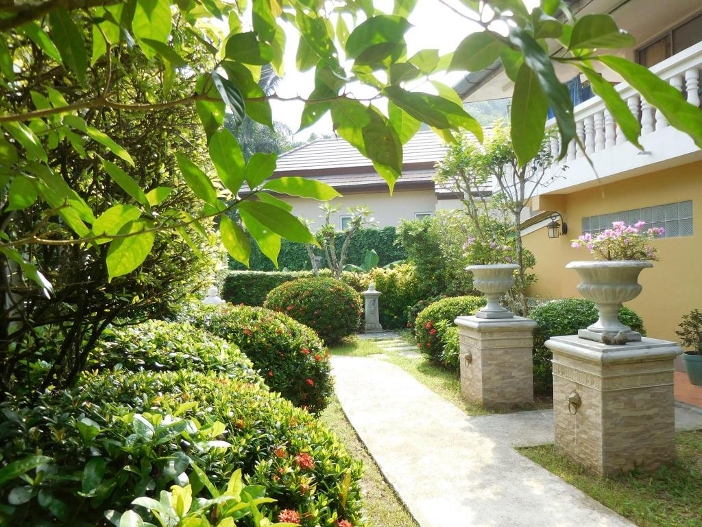 ホリデービレッジ & ナチュラル ガーデン リゾート14