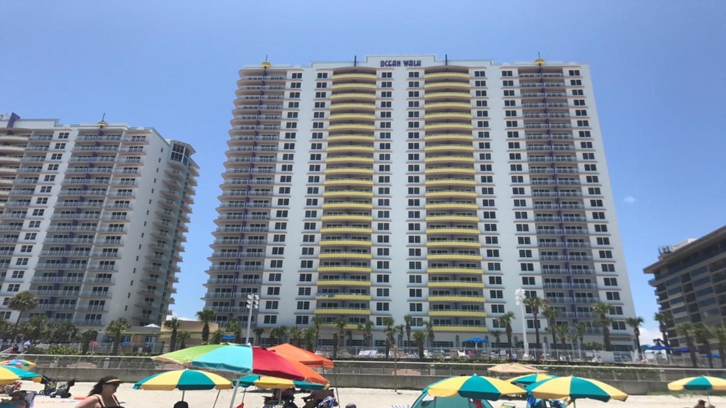 Daytona Beach's Ocean Walk Resort, Volusia