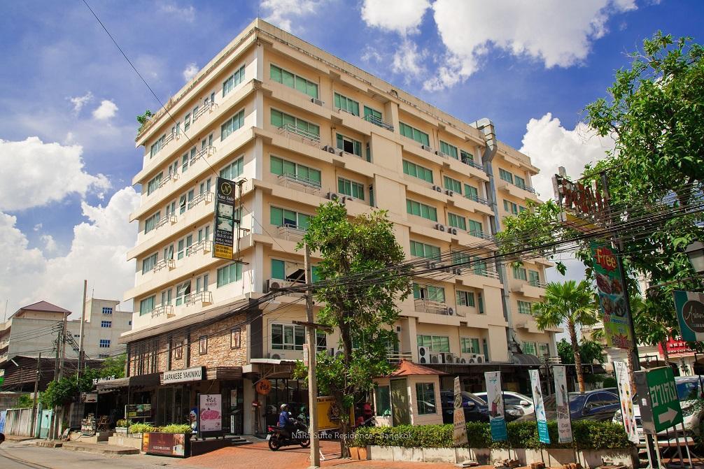 Nara Suite Residence Bangkok, Yannawa