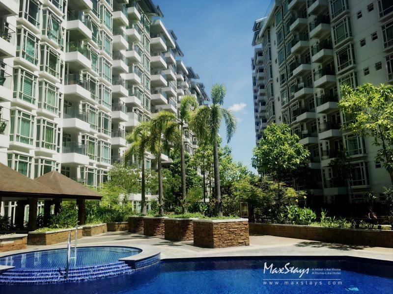 MaxStays-Max Style @ Parkside Villas, Pasay City