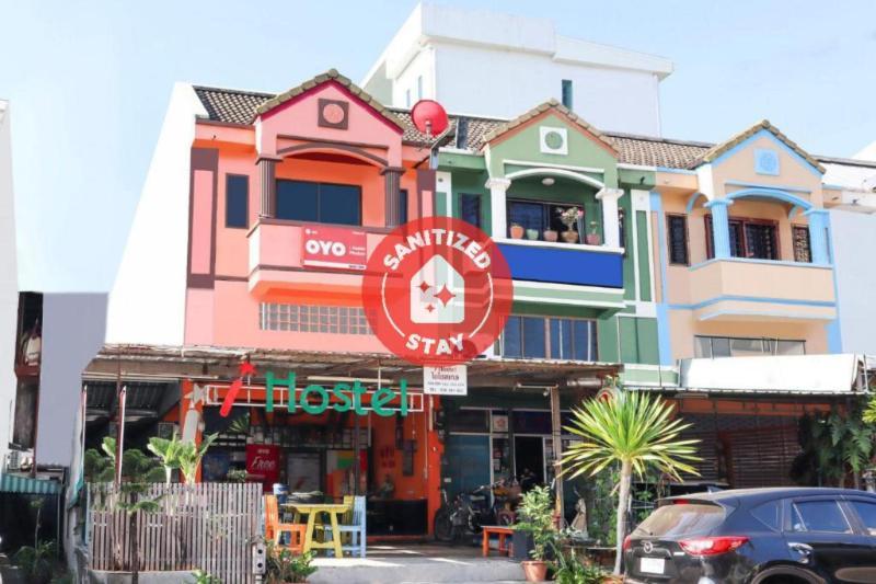 OYO586普吉島青年旅館