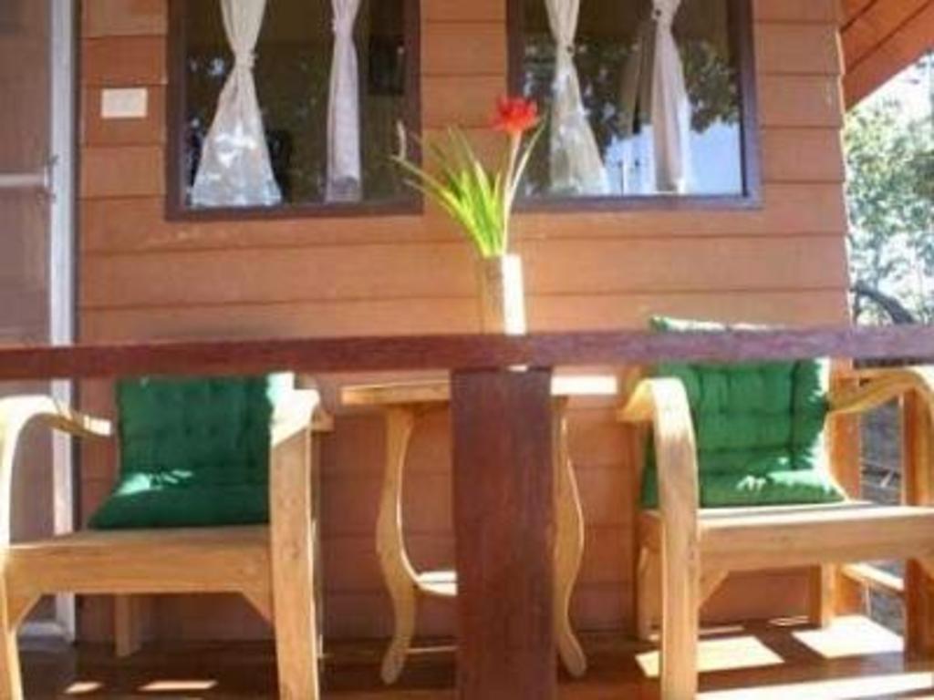 ライチ ガーデン バンガロー15