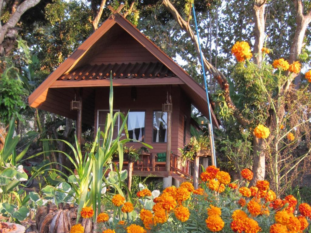 ライチ ガーデン バンガロー5