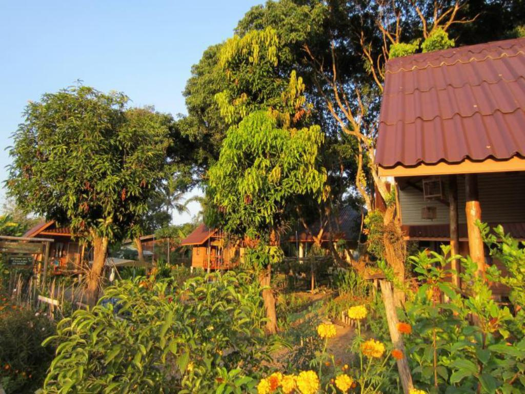 ライチ ガーデン バンガロー6