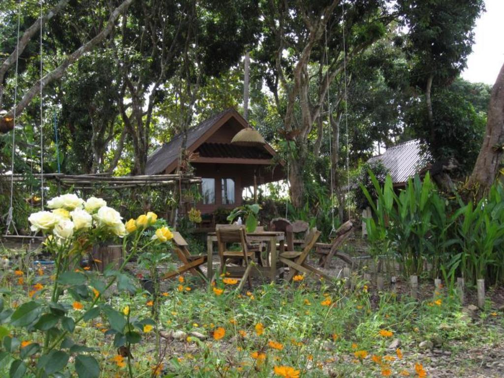 ライチ ガーデン バンガロー11