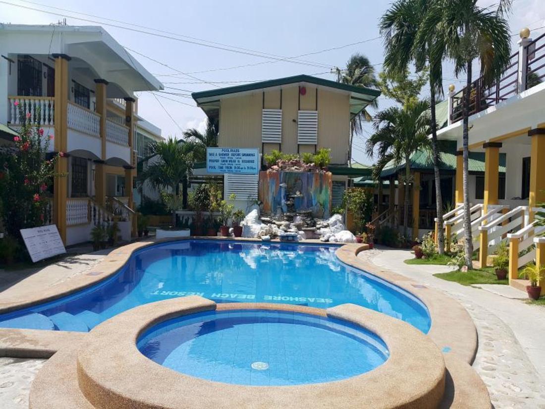 Seashore Beach Resort Puerto Galera Philippines Agoda Com
