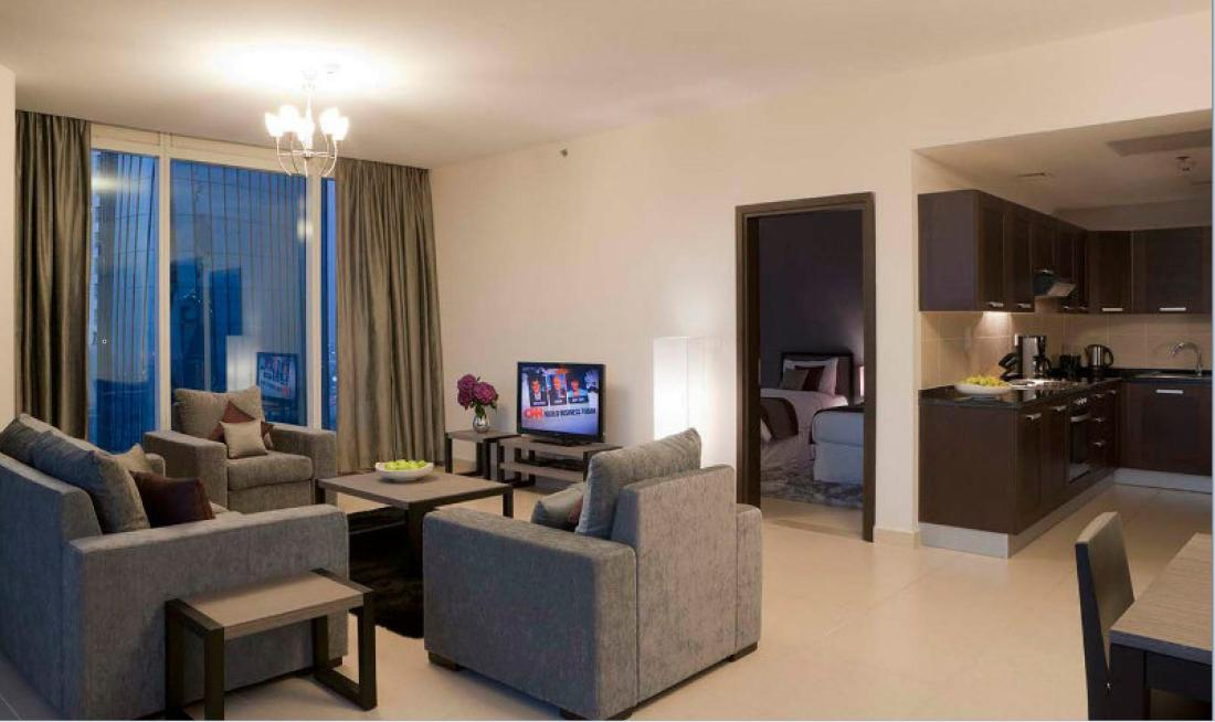 Nassima Tower Hotel Apartments Dubai ArabEmirates