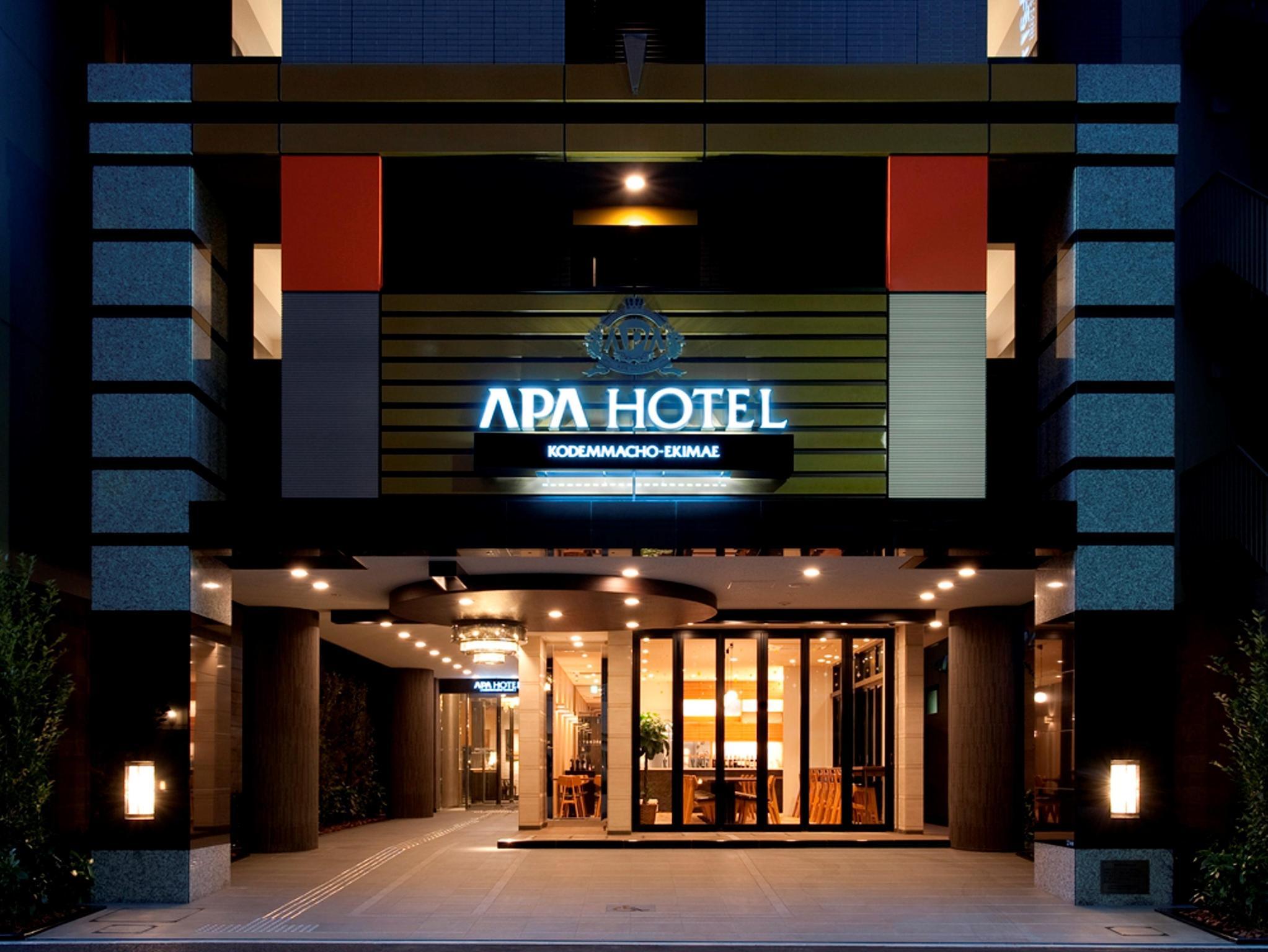 APA Hotel Kodemmacho-Ekimae, Chiyoda