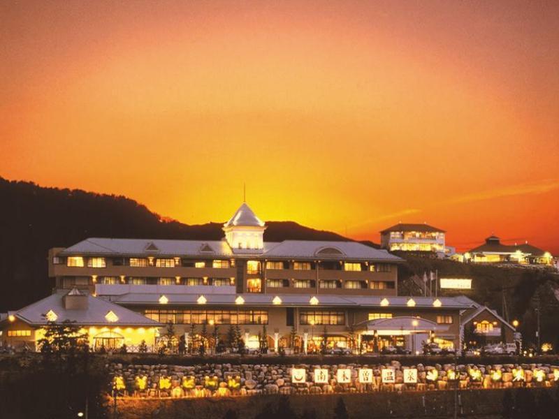 Hotel Kisoji, Nagiso