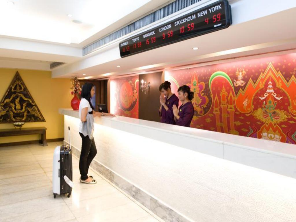 バンコク センター ホテル7