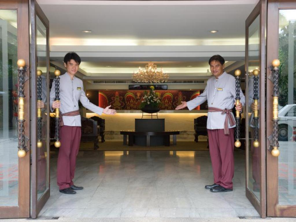 バンコク センター ホテル8