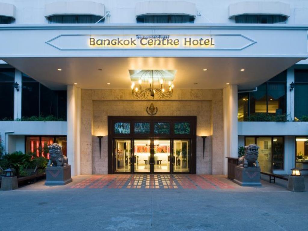 バンコク センター ホテル3