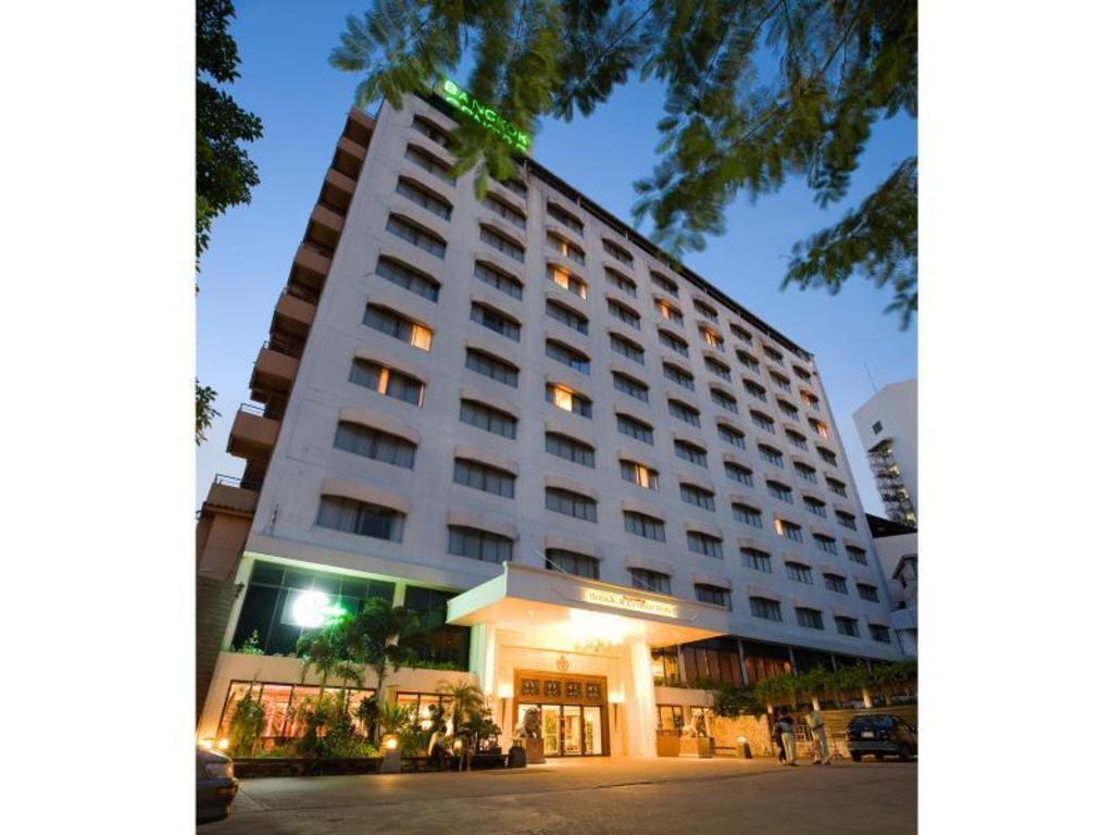 バンコク センター ホテル4