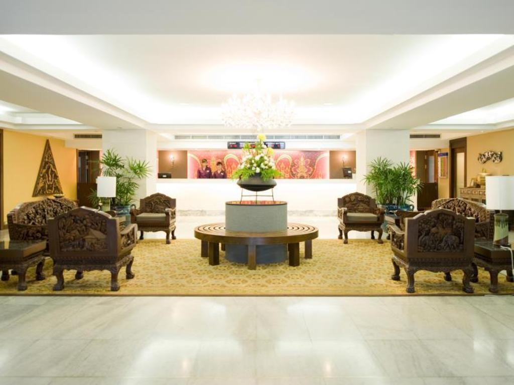 バンコク センター ホテル13