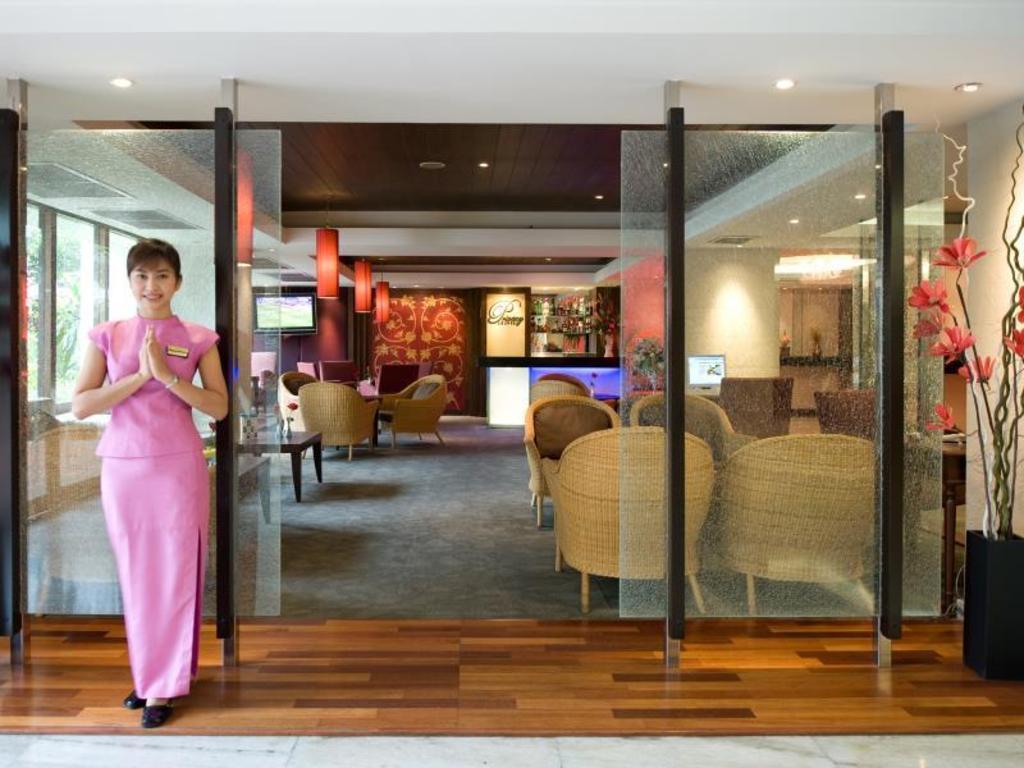 バンコク センター ホテル6