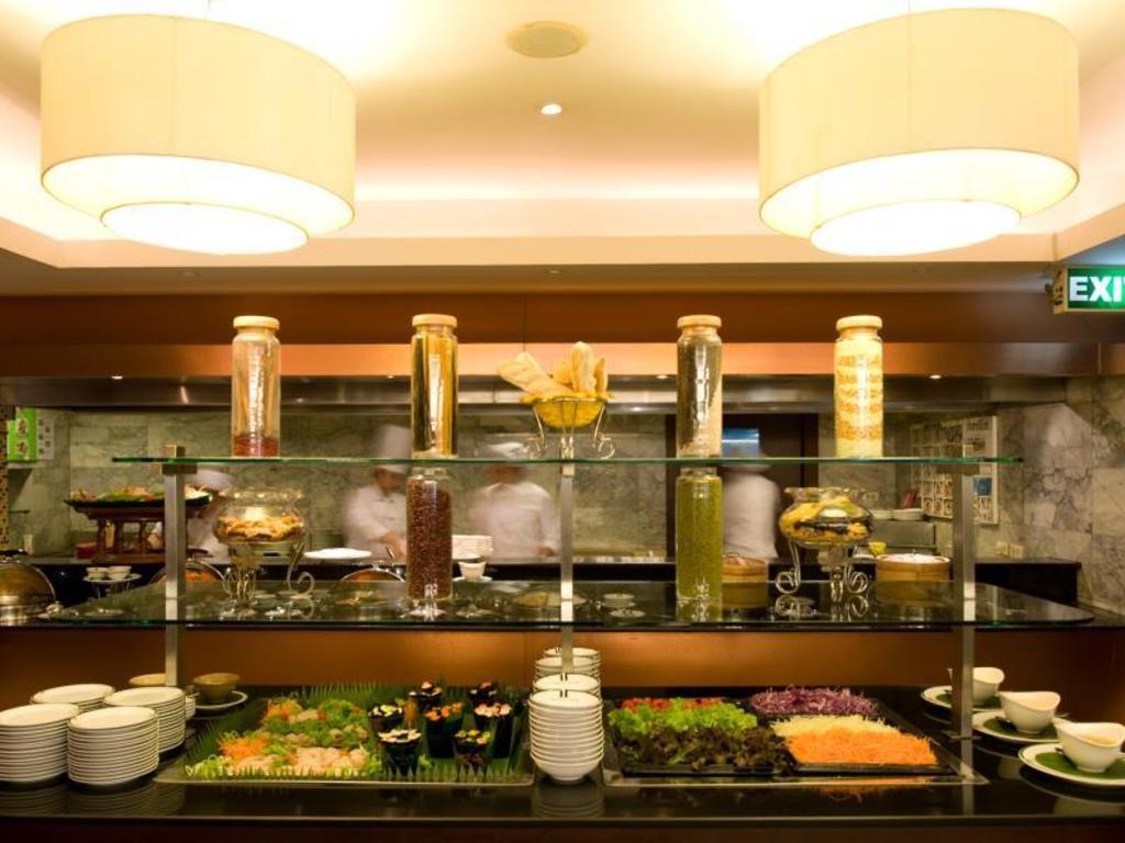 バンコク センター ホテル9