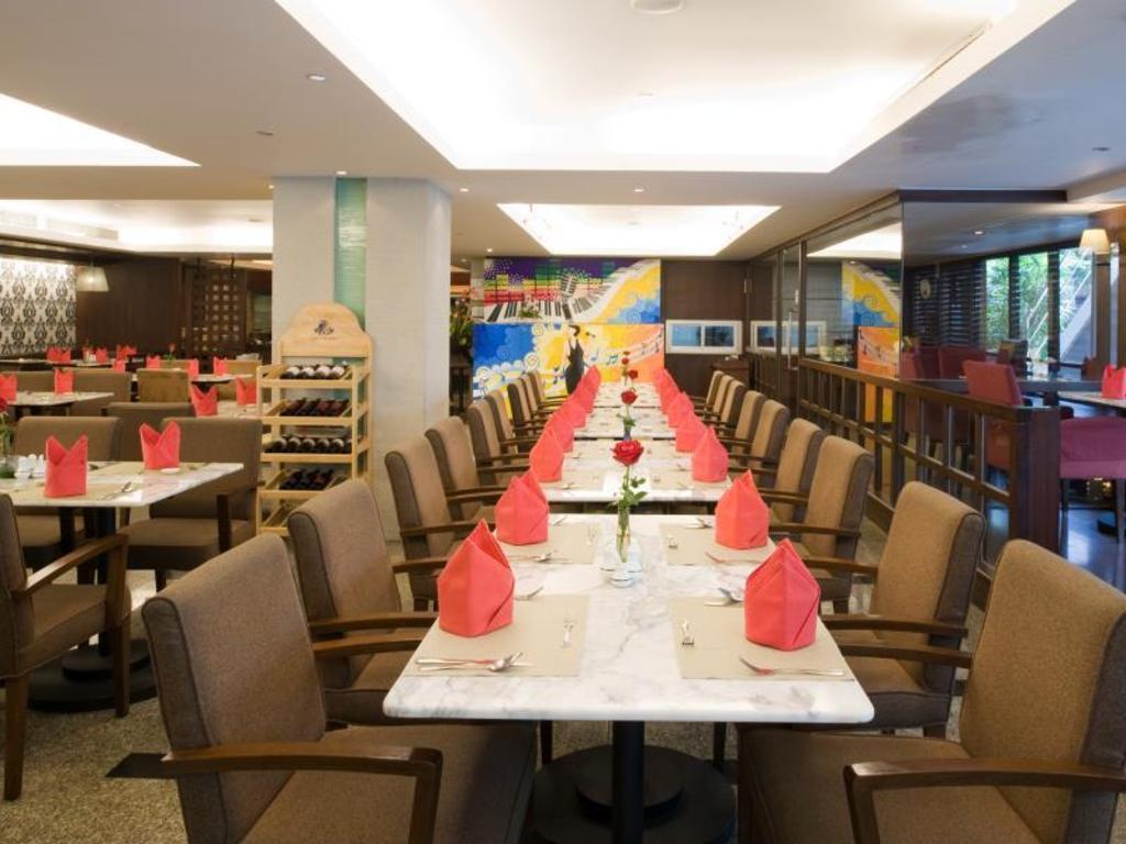 バンコク センター ホテル10