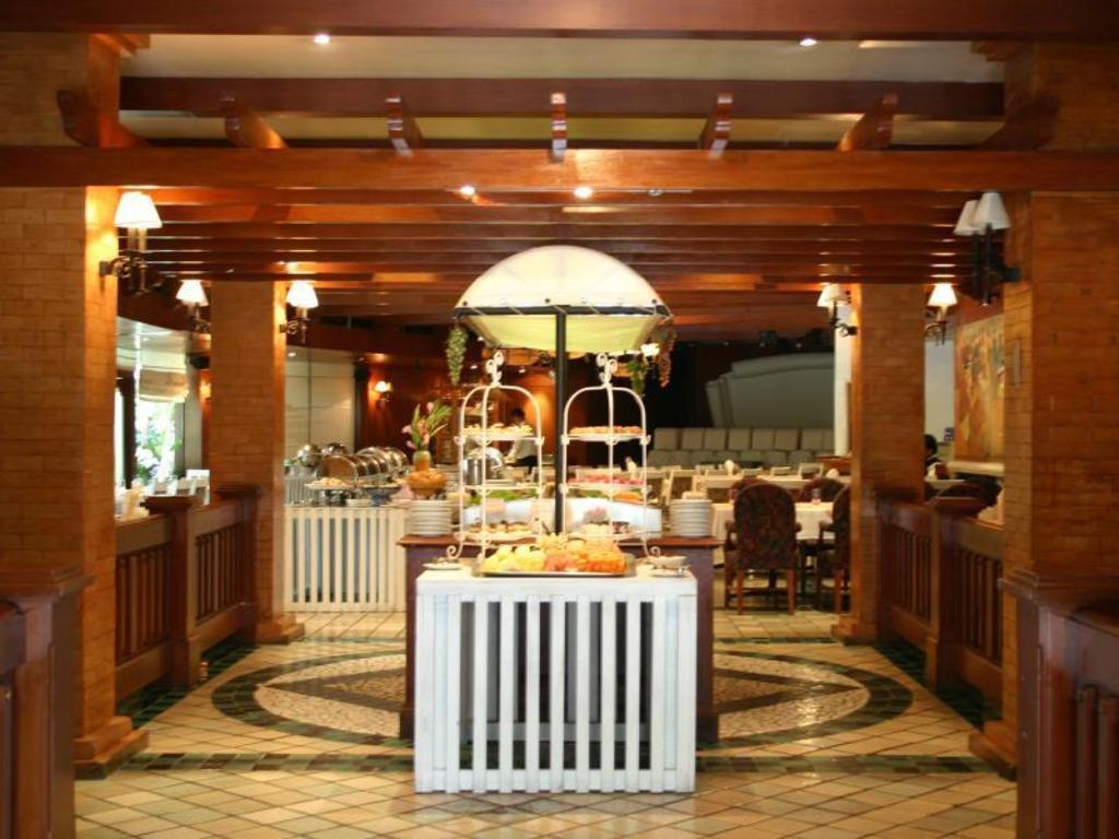 バンコク センター ホテル15