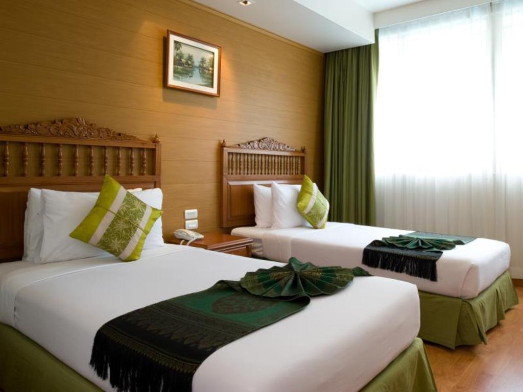 バンコク センター ホテル19
