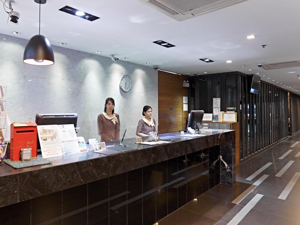 バンコク シティ ホテル3