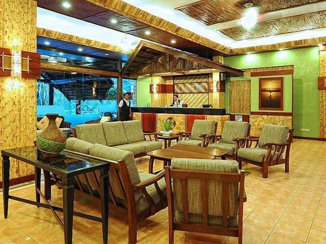 Dao Diamond Hotel and Restaurant - ロビー
