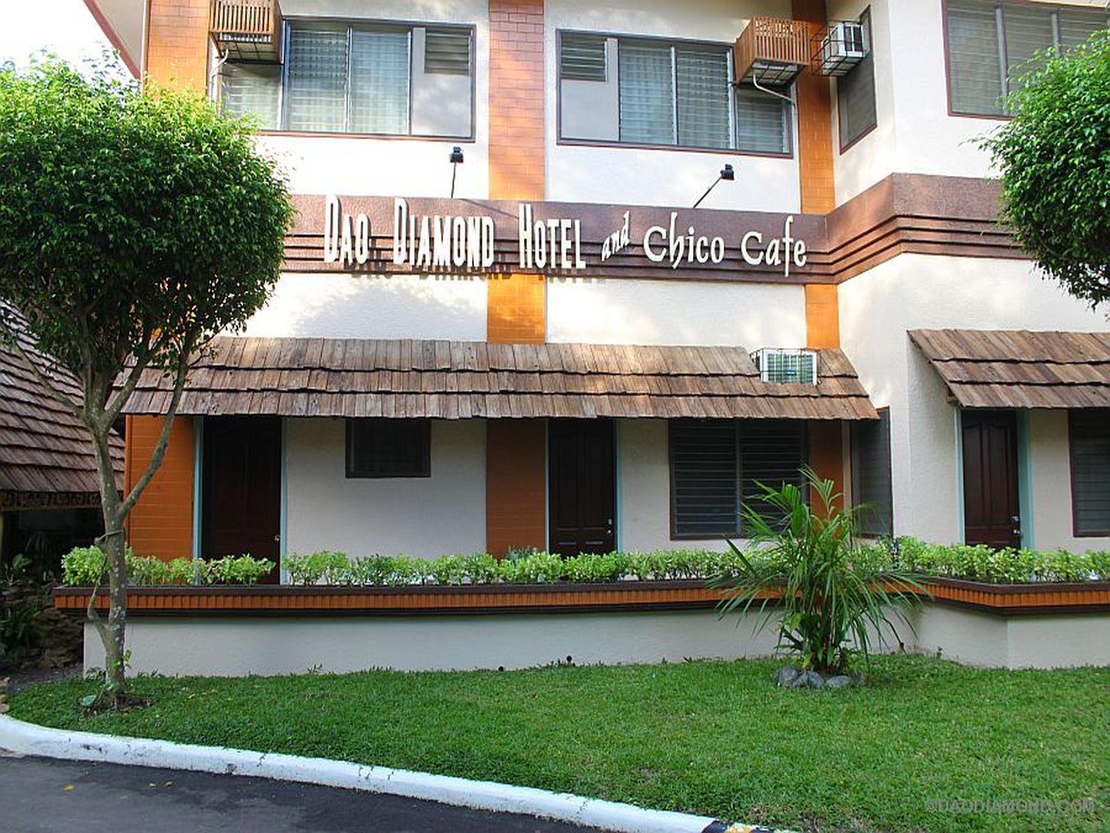 Dao Diamond Hotel and Restaurant - 外観