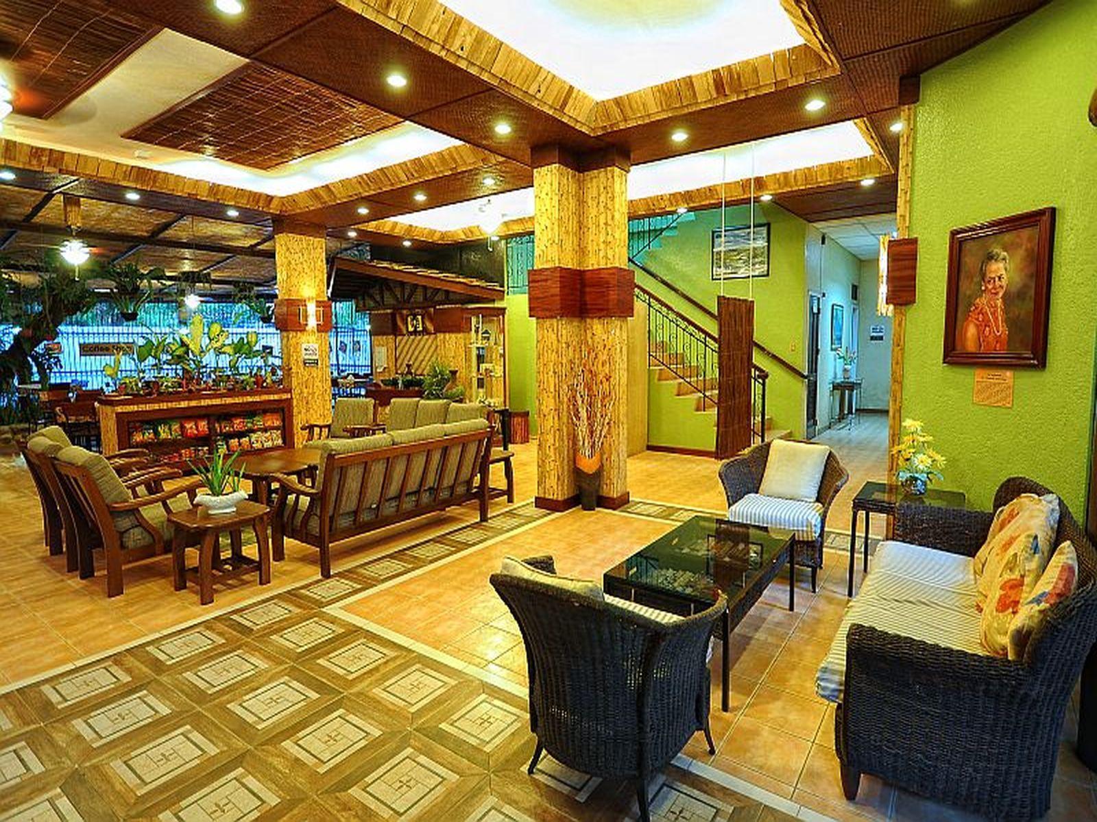 Dao Diamond Hotel and Restaurant - フロント