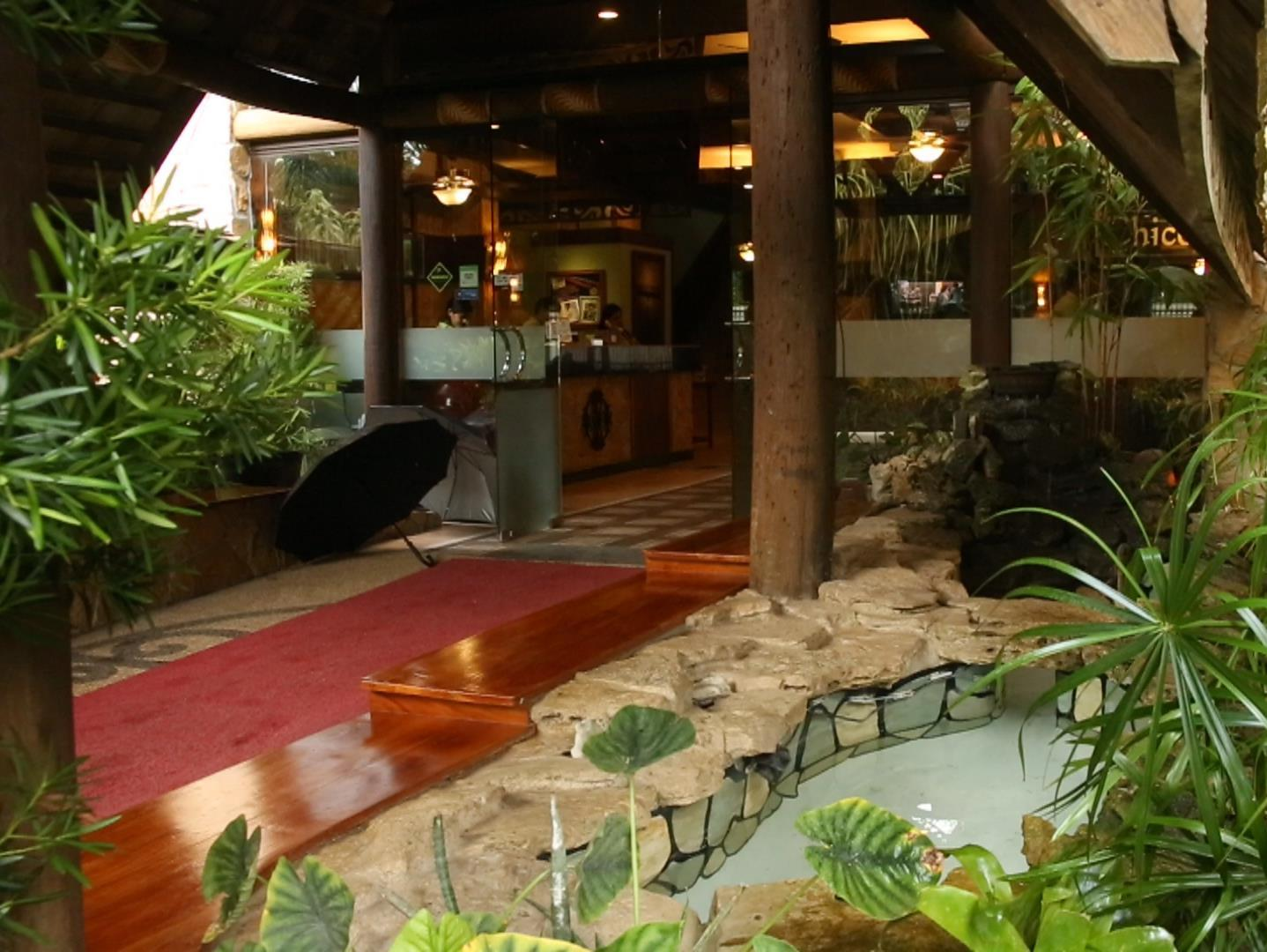 Dao Diamond Hotel and Restaurant - 内観