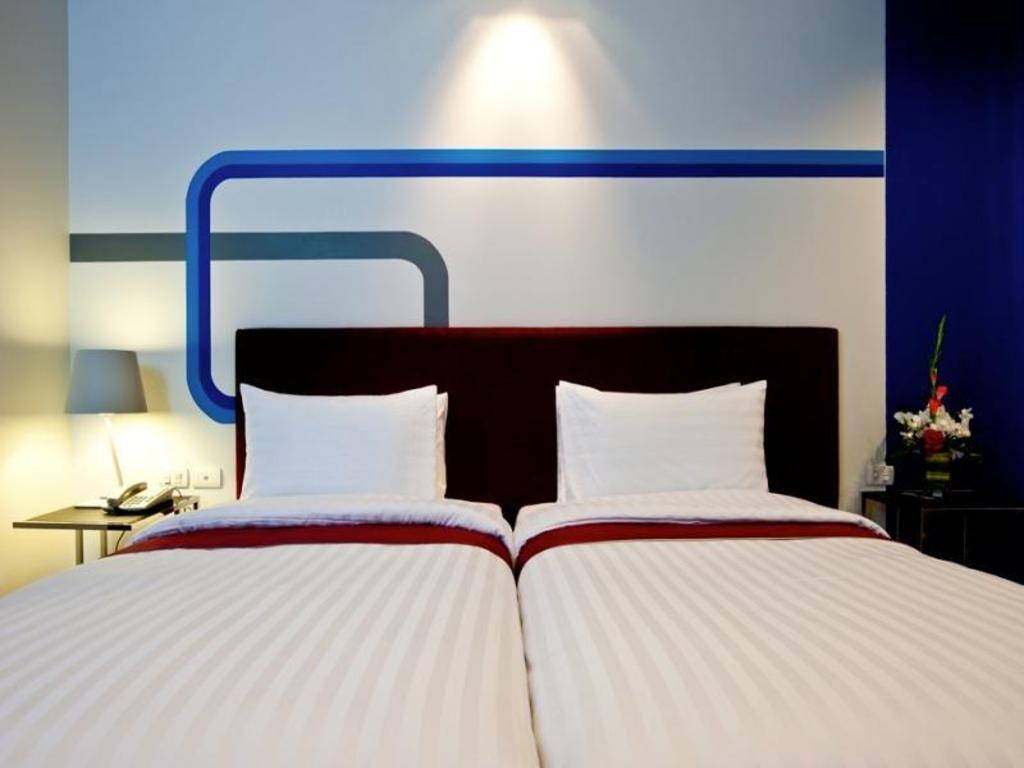 FX ホテル メトロリンク マッカサン14