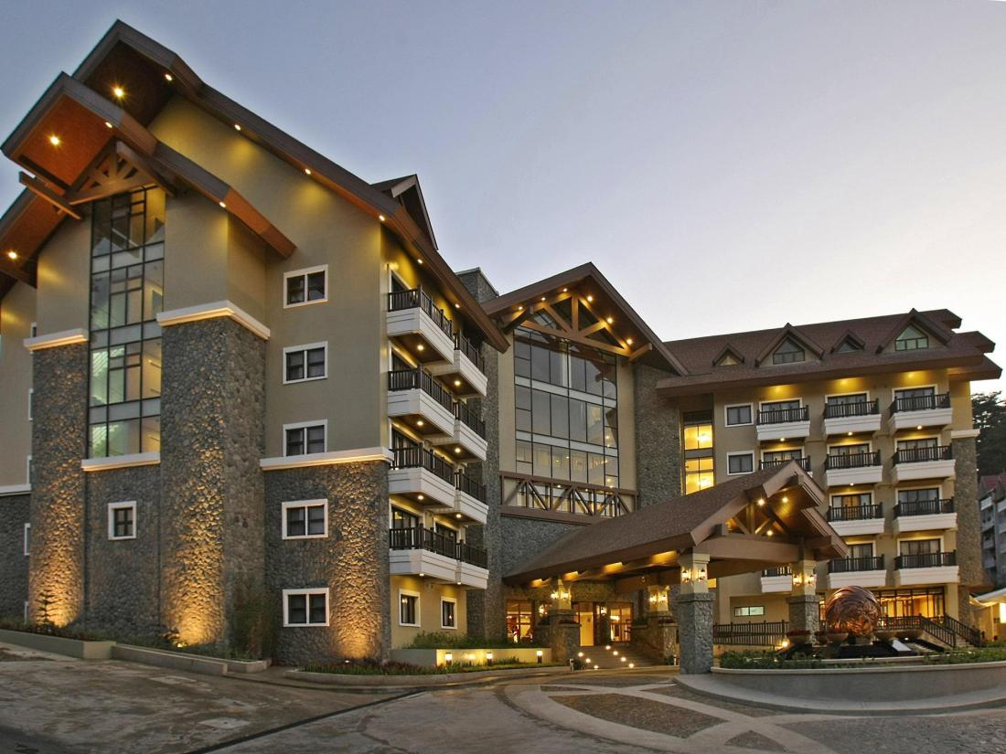 Baguio City Hotels