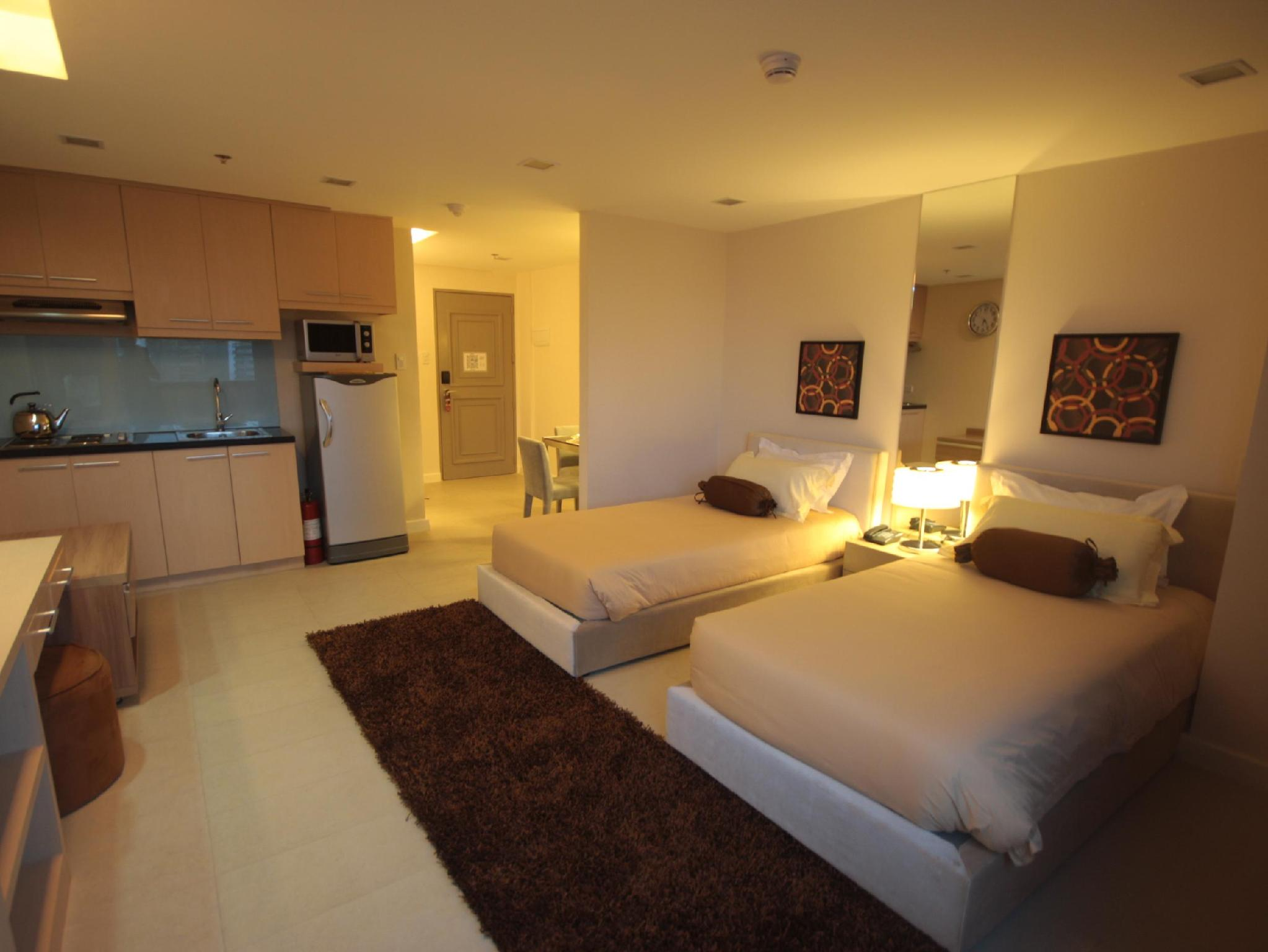 Ph Towers 2 Bedroom Suite Best Price On Bsa Twin Tower Ortigas In Manila Reviews