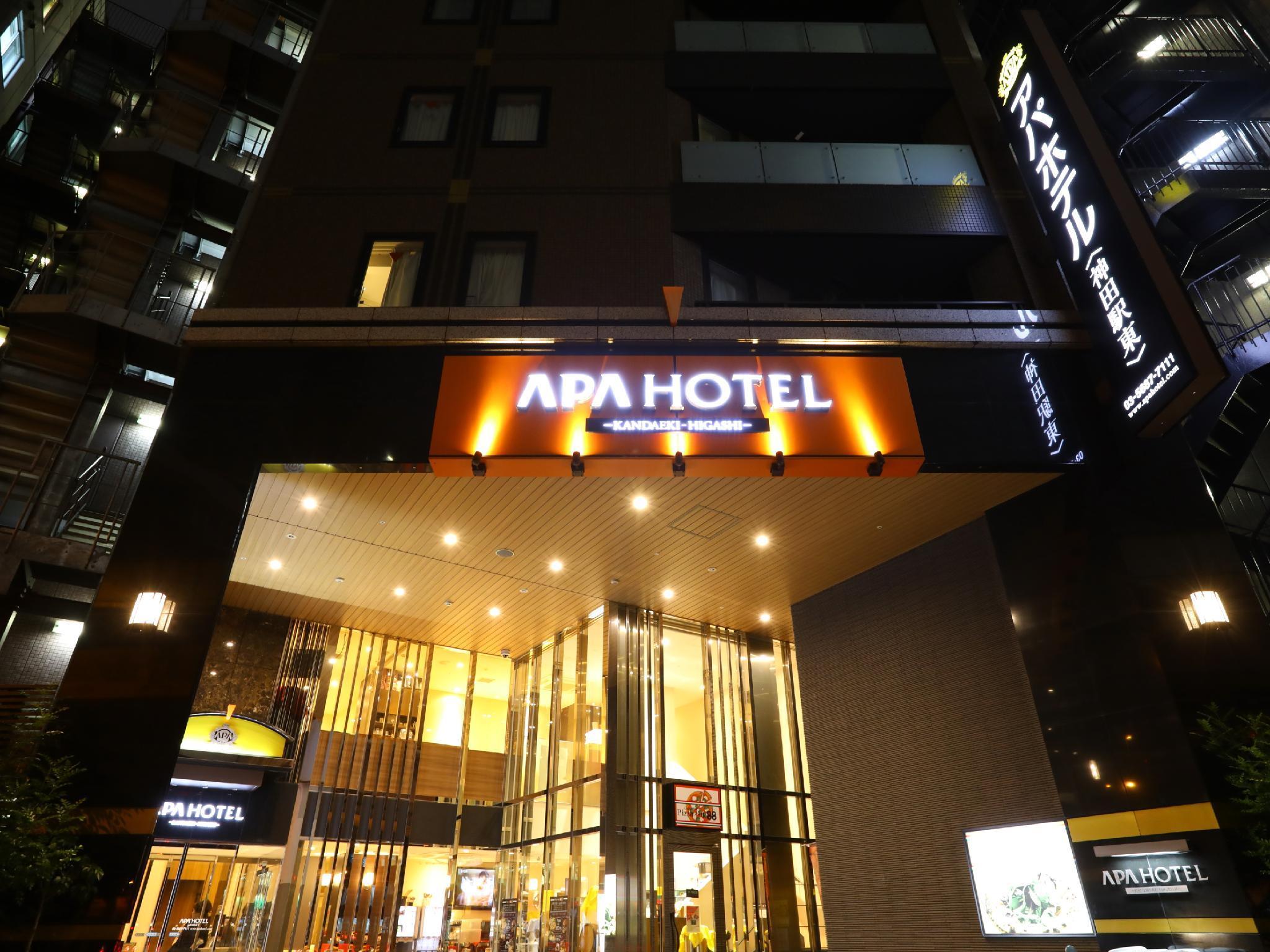 APA Hotel Kanda-Eki-Higashi, Chiyoda