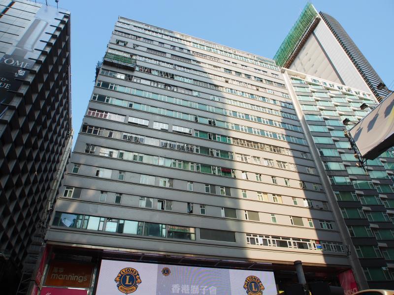 香港台灣酒店
