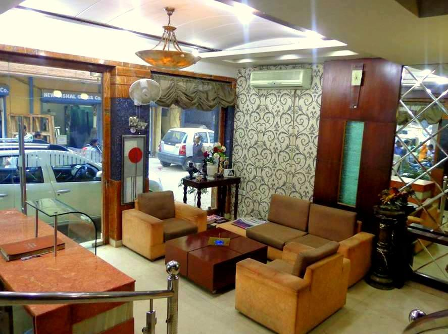 Hotel Presidency - Interior view