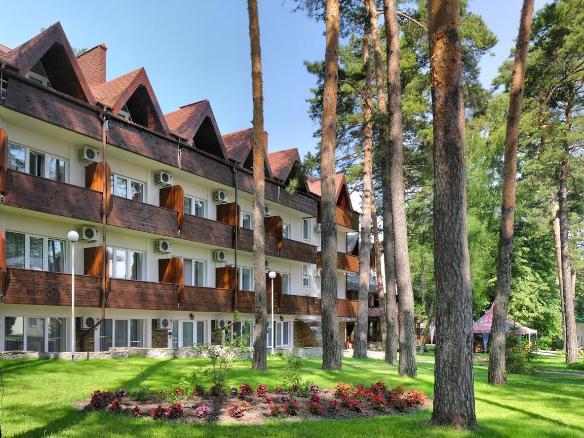 Hotel Ukraine, Cherkas'kyi