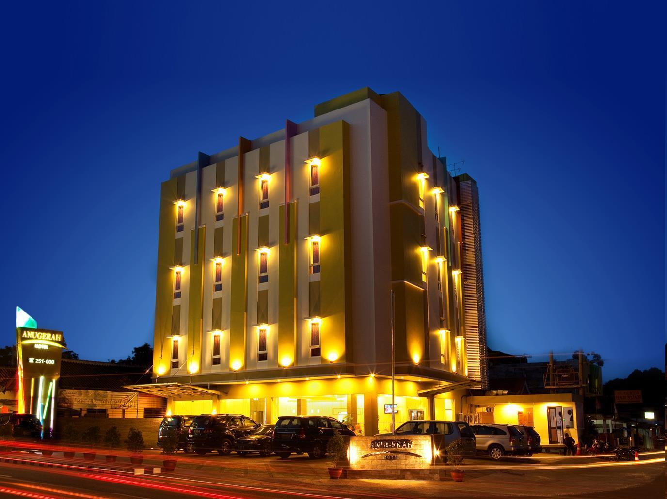 Hotel Anugerah Express, Bandar Lampung