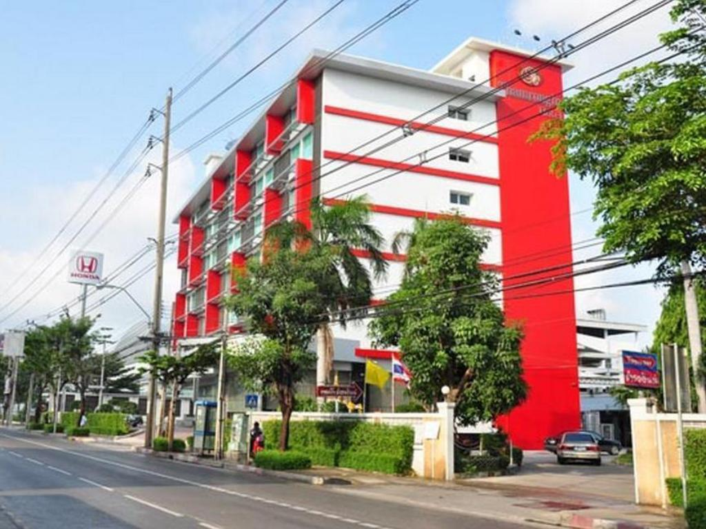 タムロンジン ホテル1