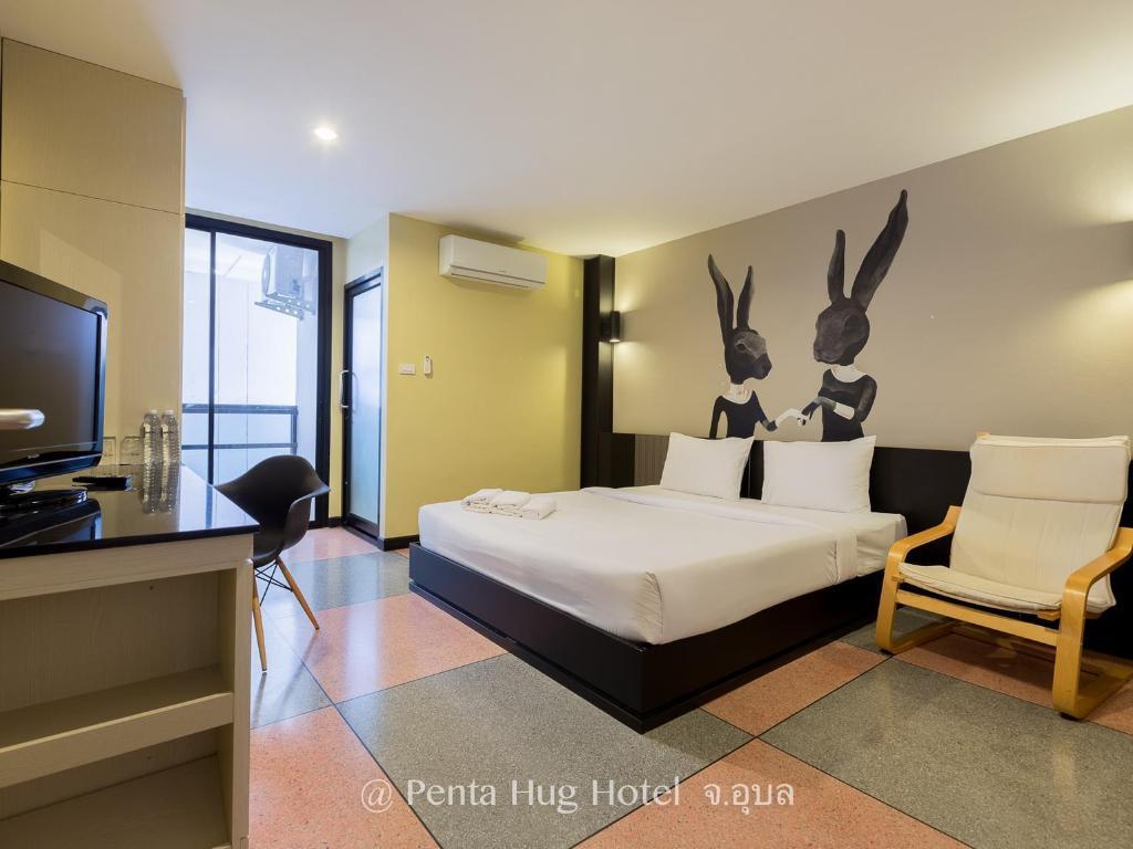 ペンタフグ ホテル10