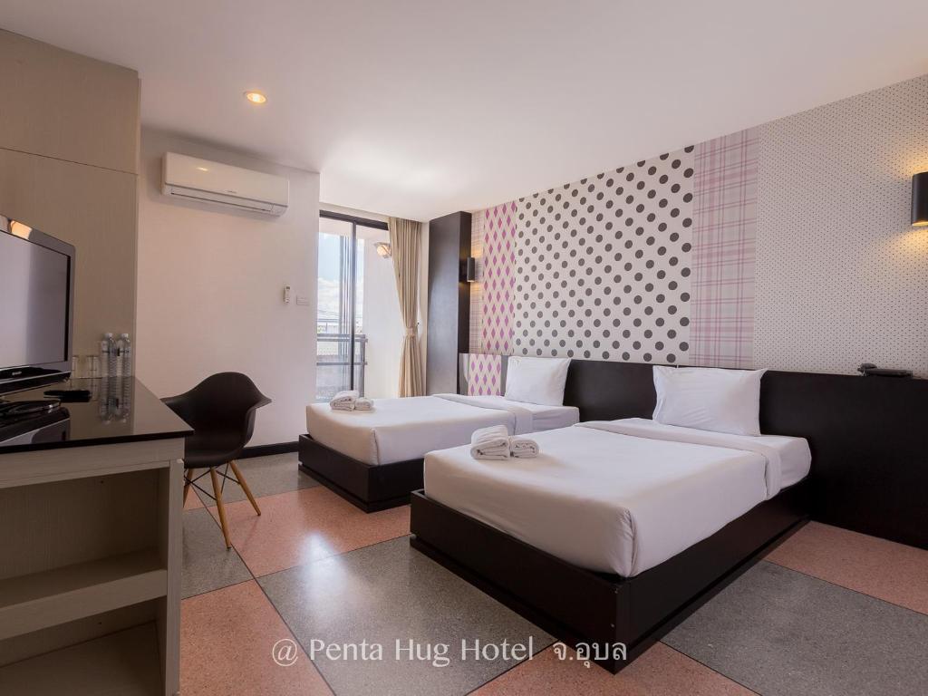 ペンタフグ ホテル15