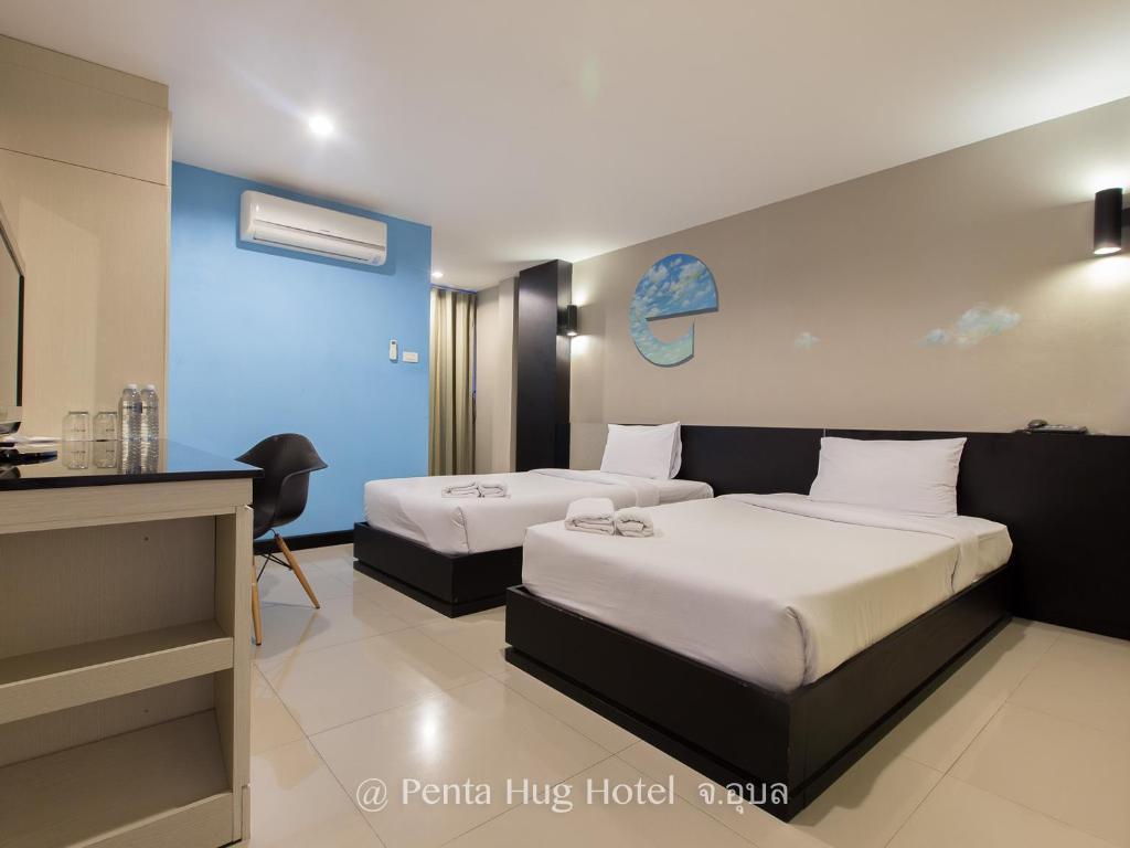 ペンタフグ ホテル17