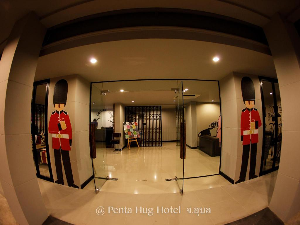 ペンタフグ ホテル8