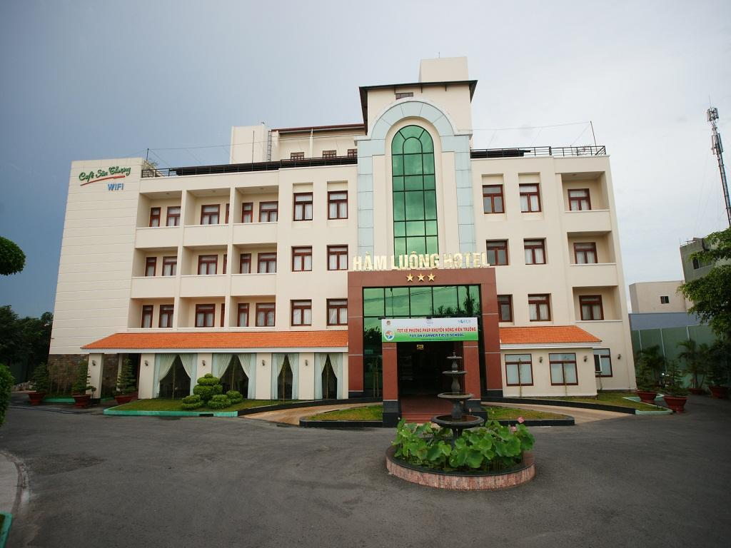 Ham Luong Hotel, Bến Tre